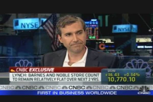 Barnes & Noble's New CEO