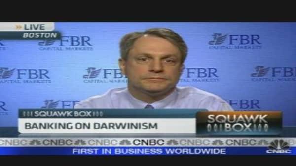 Banking on Darwinism