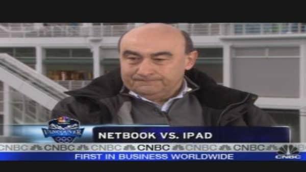 Netbook vs. iPad