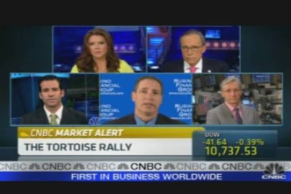 The Tortoise Rally