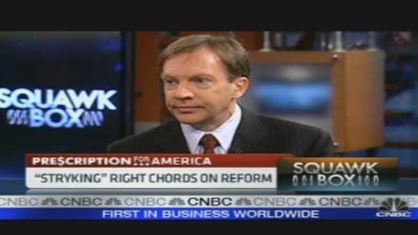Stryker CEO on Health Care Bill