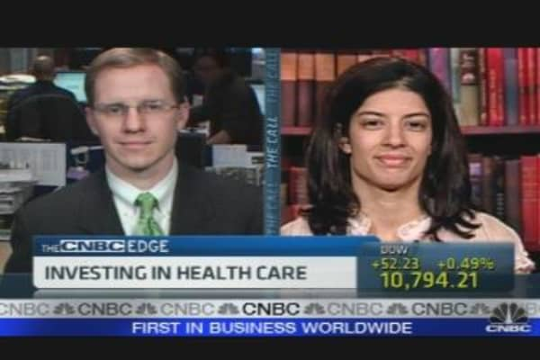Investing in Health Care