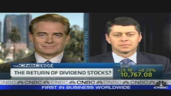 Dividend Comeback?