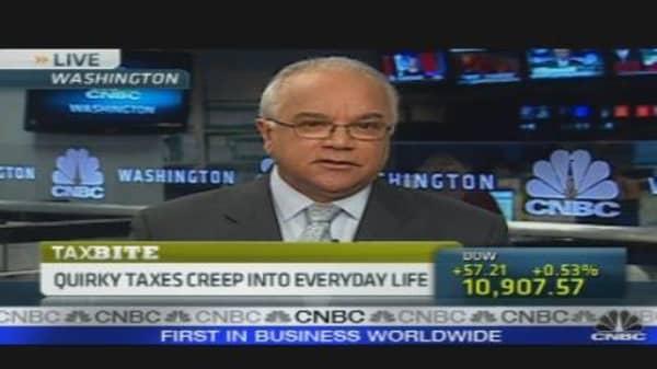 Quirky Tax Creep