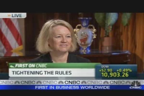SEC's Schapiro on Financial Regulation