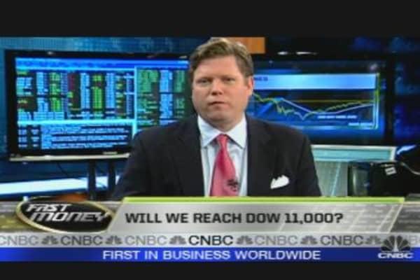 Chart 1 Dow 11,000