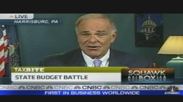 State Budget Battle