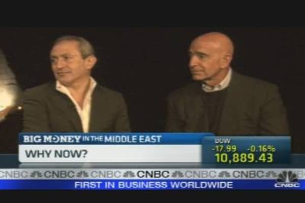 Big Money in the Middle East