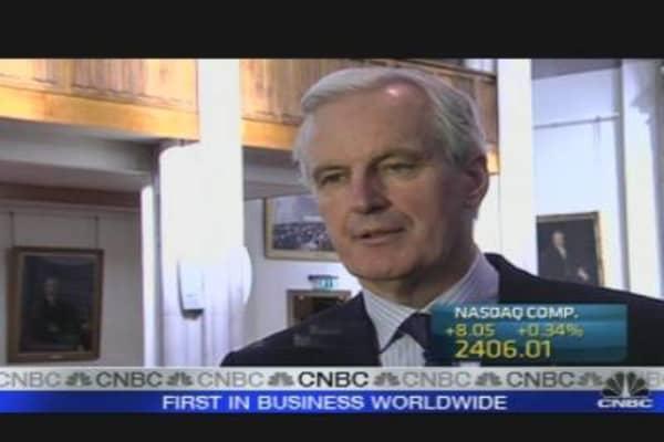 CDSs Under Close Scrutiny: EU's Barnier