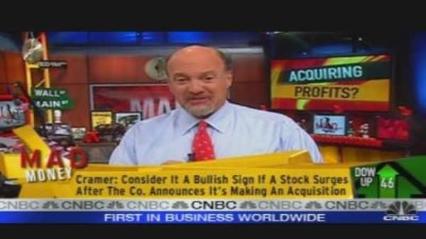 Acquiring Profits?