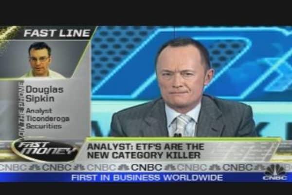 Beyond Stocks: ETFs