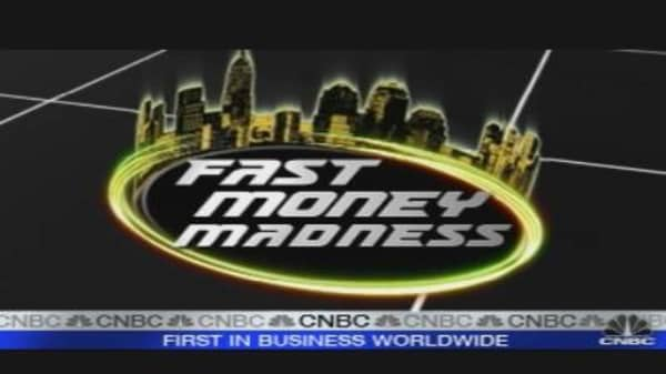 Fast Money Madness Winner