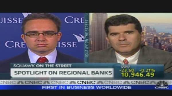 Spotlight on Regional Banks