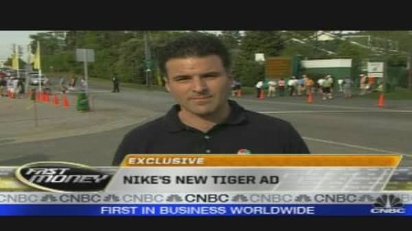 Nike's Statement on Tiger Woods