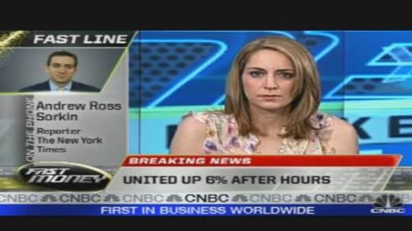 After Hours Action: United & U.S. Airways