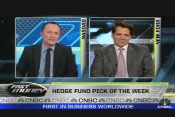 Hedge Fund Pick of the Week