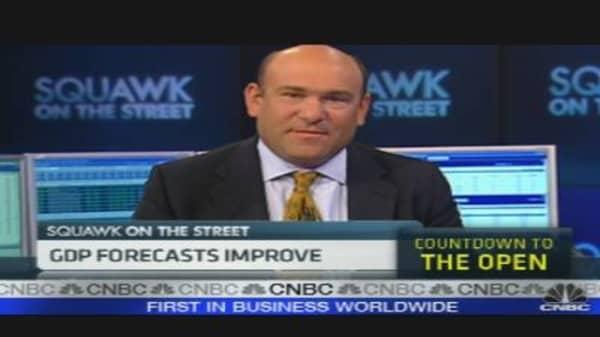 Economists Raising Growth Forecasts