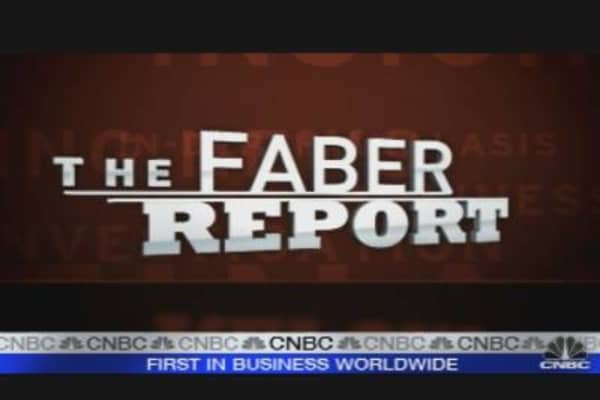 Faber Report: Rush to Junk