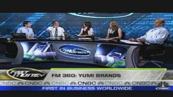 Fast Money 360: YUM