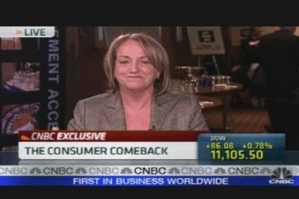 The Consumer Comeback