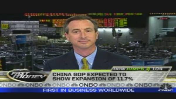 Take Your Position: China