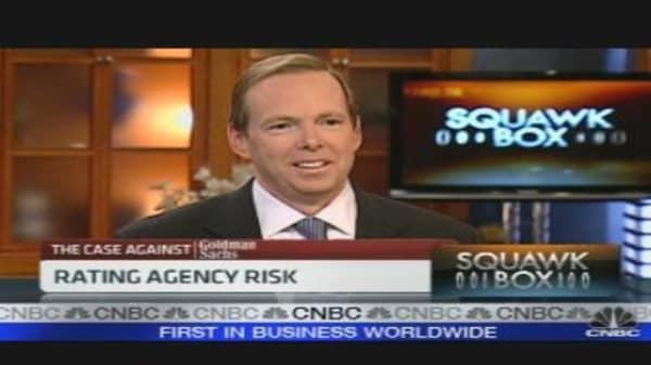 Rating Agency Risk