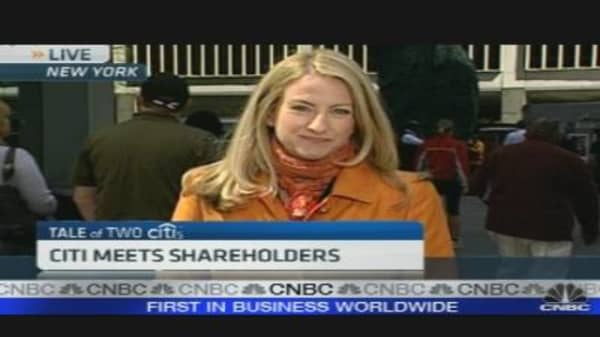 Citi Meets With Shareholders