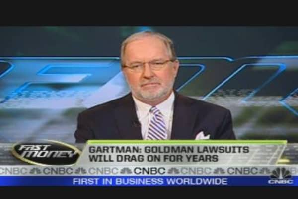 Tomorrow's Headlines: The Case Against Goldman