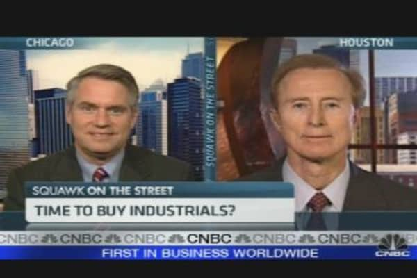 Time to Buy Industrials?