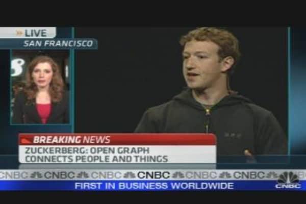 Facebook's Open Graph