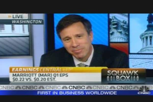 Marriott COO on Earnings