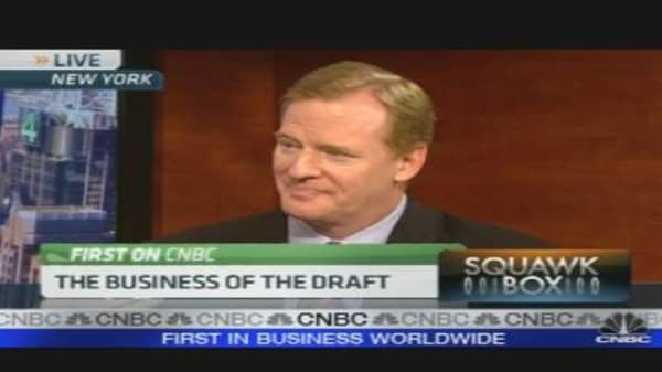 The Business of the NFL Draft