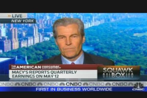 Macy's CEO Talks Retail