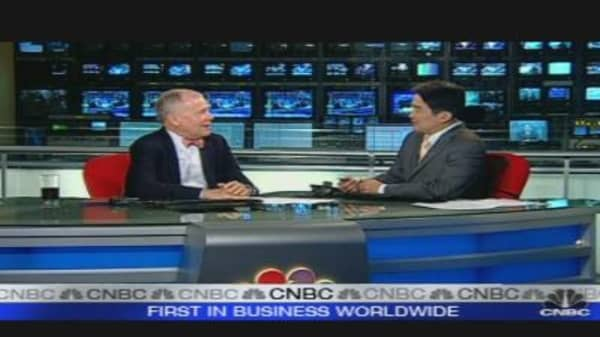 Rogers: Greece Should Be Allowed to Go Bankrupt