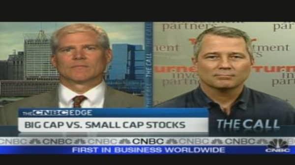 Small Caps vs. Big Caps