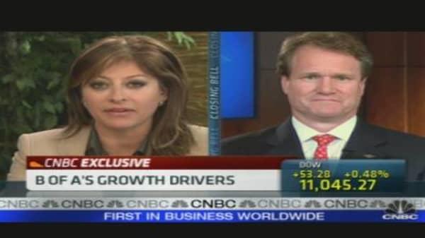 BofA's Growth Drivers