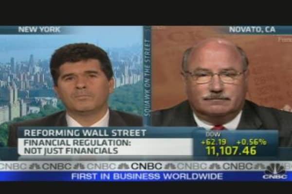 Financial Reg: Not Just Financials