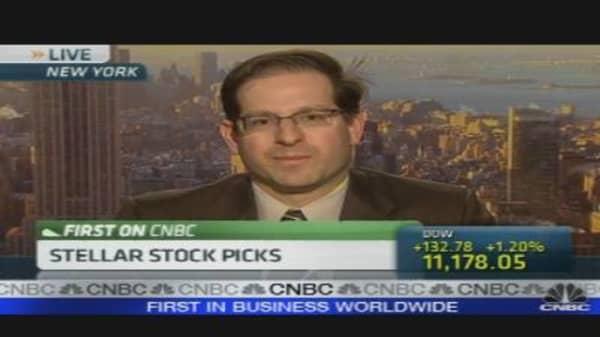 Six Stellar Stock Picks