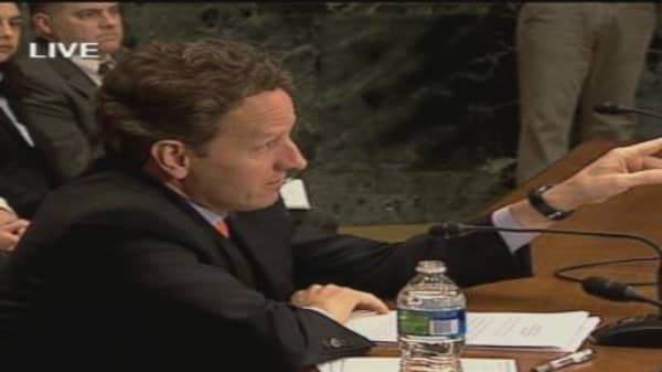 Geithner on Bank Accountability