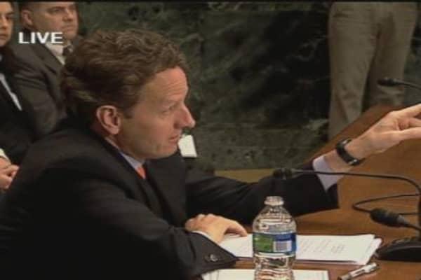 Geithner on Bank Accountability