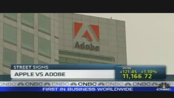 Apple vs. Adobe