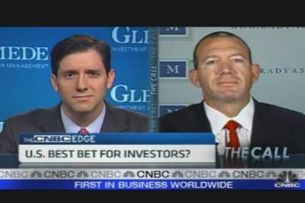 U.S. Best Bet for Investors?