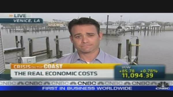 The Real Economic Costs of the Oil Spill