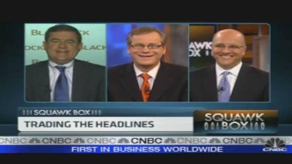 Trading the Headlines