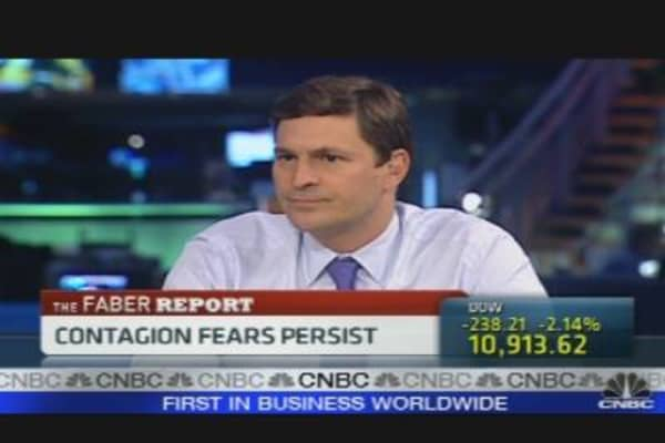 Contagion Fears Persist