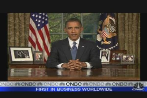 President Obama's Address on the BP Spill