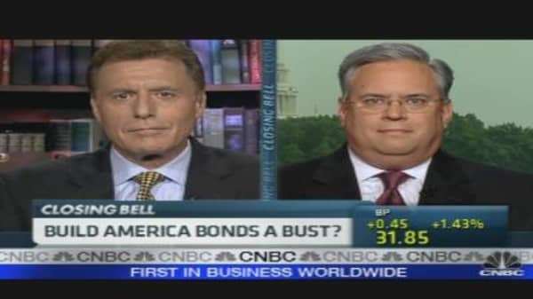 Build America Bonds a Bust?
