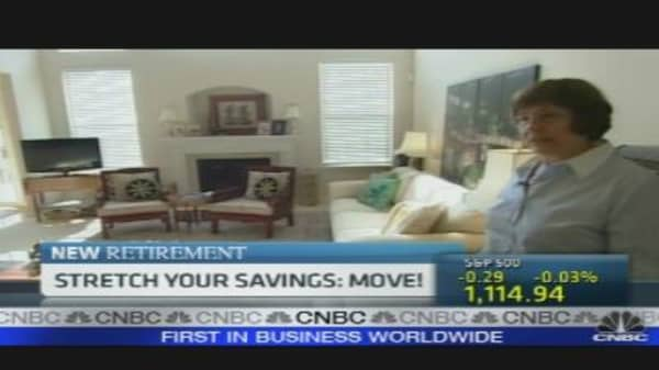 Stretch Your Savings: Move!