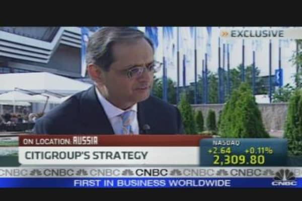 One on One with Vikram Pandit