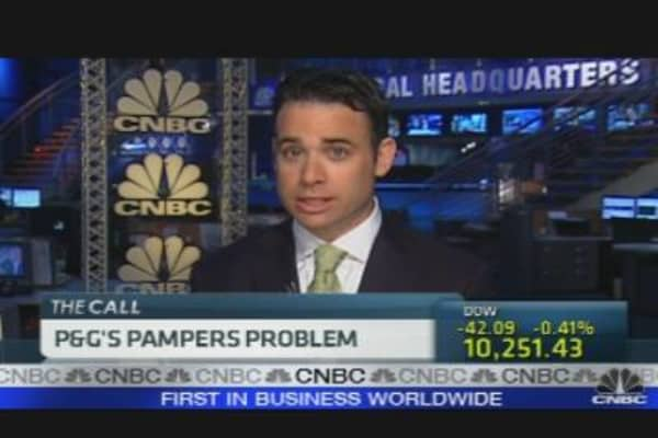 P&G's Rash Decision On Pampers